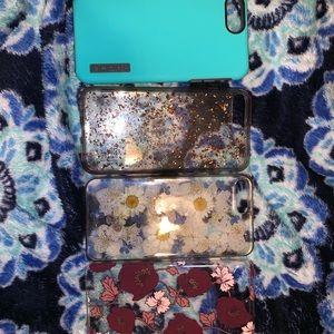 iPhone 8 Plus bundle cases